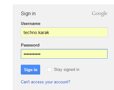 passwords from asterik in chrome using inspect element -1