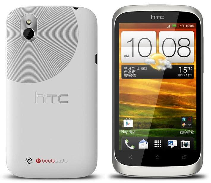 HTC Desire U, 4 inch screen, Android ICS, 5.0 MP Camera Price in India