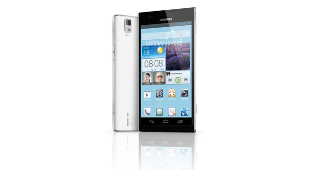 Huawei Ascend P2, 4.5 inch IPS Full FD, Quad Core, Jelly Bean 4.2, 13.0 MP Camera Price in India