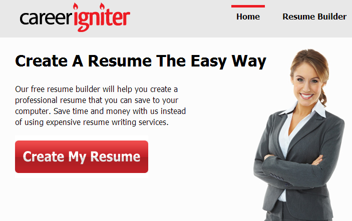 How To Create A Professional CV Resume Quickly With Career Igniter Resume Builder