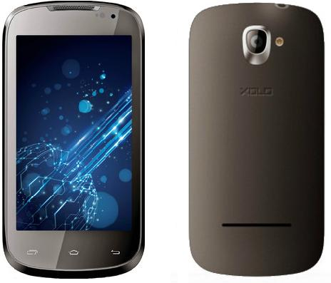 LAVA XOLO A500, 1GH Dual Core, 3G, Android 4.0 ICS Price in India