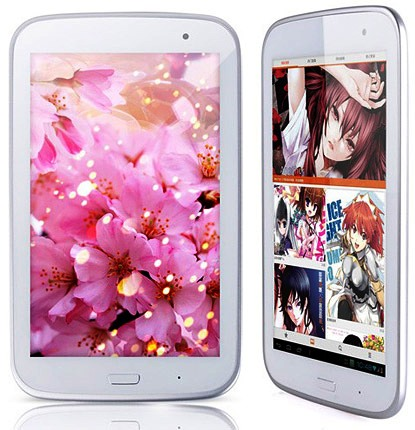 Hyundai T7 Tablet, 7.0 inch TFT LCD, Ice Cream Sandwich 4.0, 1.4 GHz Quad Core Price in India