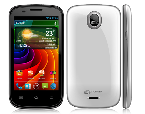 Micromax A89 Ninja is now available for purchase on Flipkart, Dual Core, 3.79 inch Display