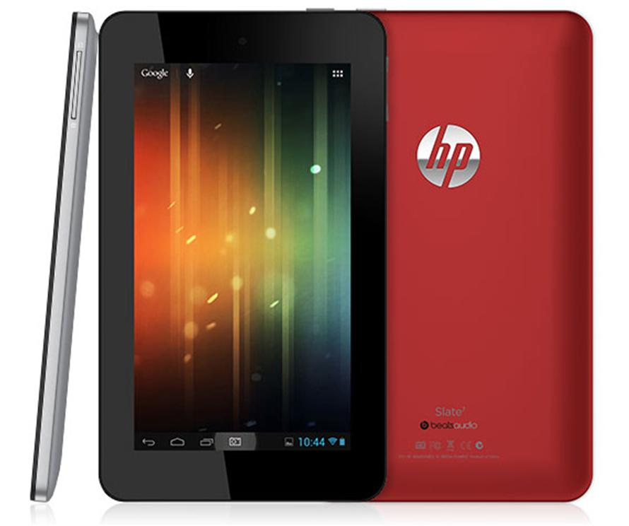 Hp slate 7 tablet 3