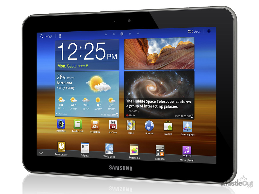 Samsung Announces New Budget Tablet with 7.0 inch HD screen, 1.5 GHz Processor and 1GB RAM