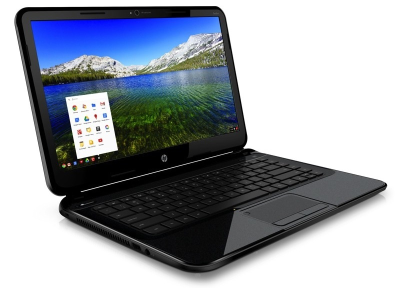 HP launches its First Chromebook Makes Entry into Google Chrome OS based systems