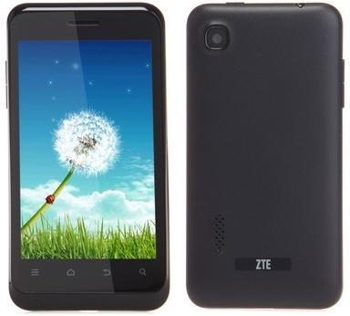 ZTE Blade C, 4.0 inch WVGA Screen Display Price in India