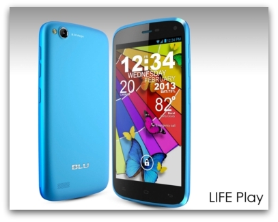 BLU PRODUCTS LIFE PLAY