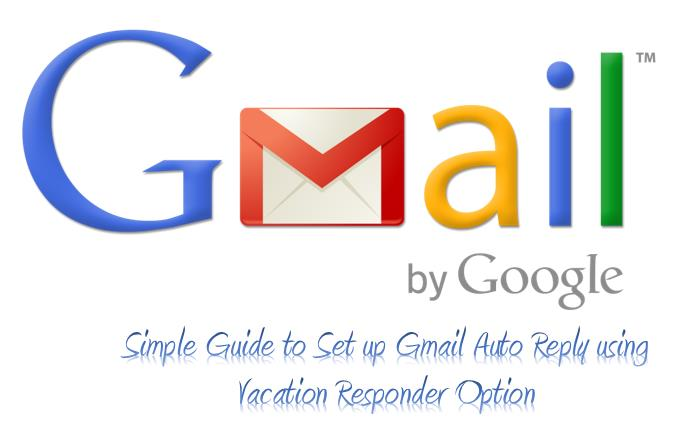 gmail auto reply simple guide
