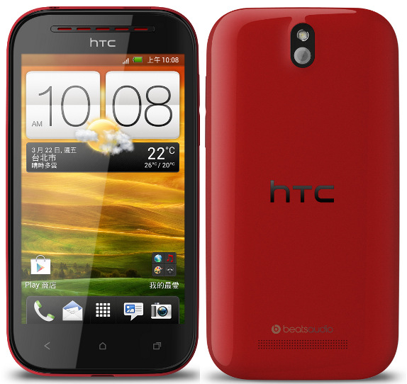 HTC Desire P Smartphone