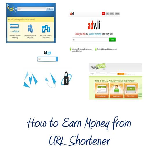 How to Earn Money from URL Shortener