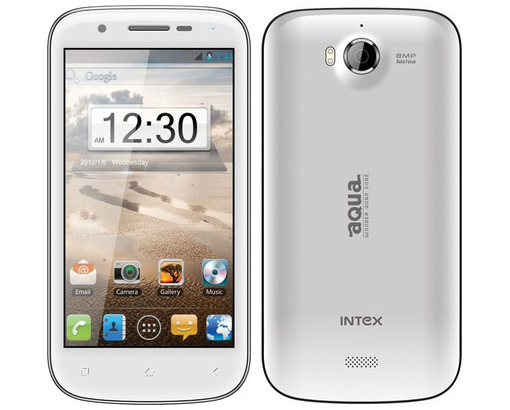 Intex Aqua Wonder Mobile Phone Features and Reviews