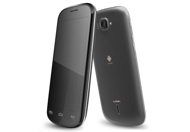 Lava Iris 455 Smartphone