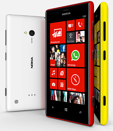 Nokia Lumia 720 Features and Reviews
