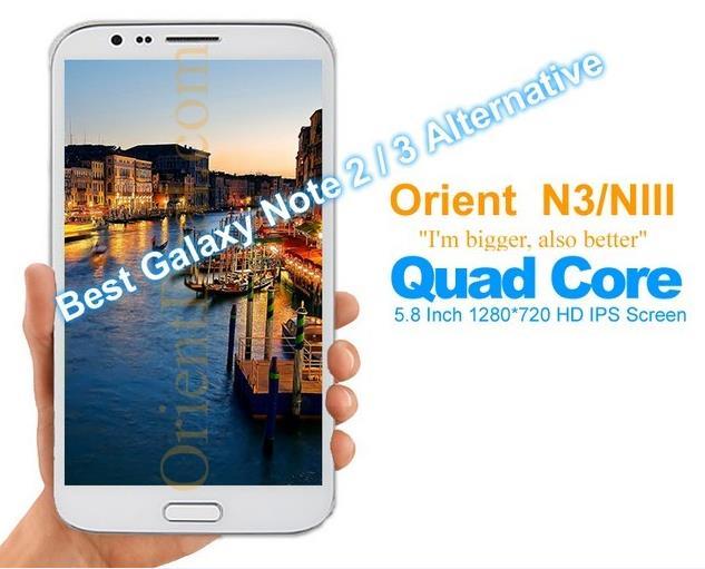Orient N3 Smartphone