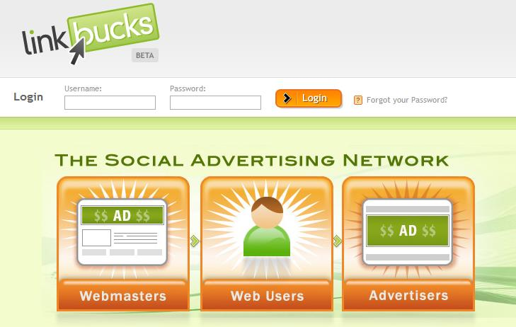 earn money from URL shortener with linkbucks