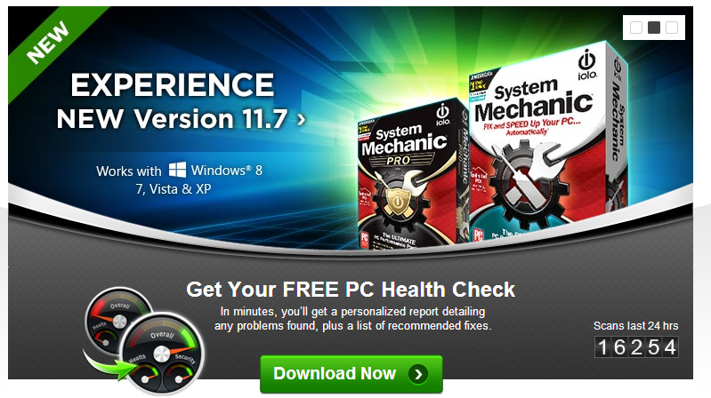 Increase PC Speed with System Mechanic Software