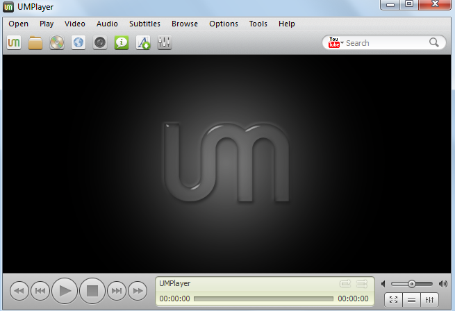 umplayer - VLC Media Player Alternative