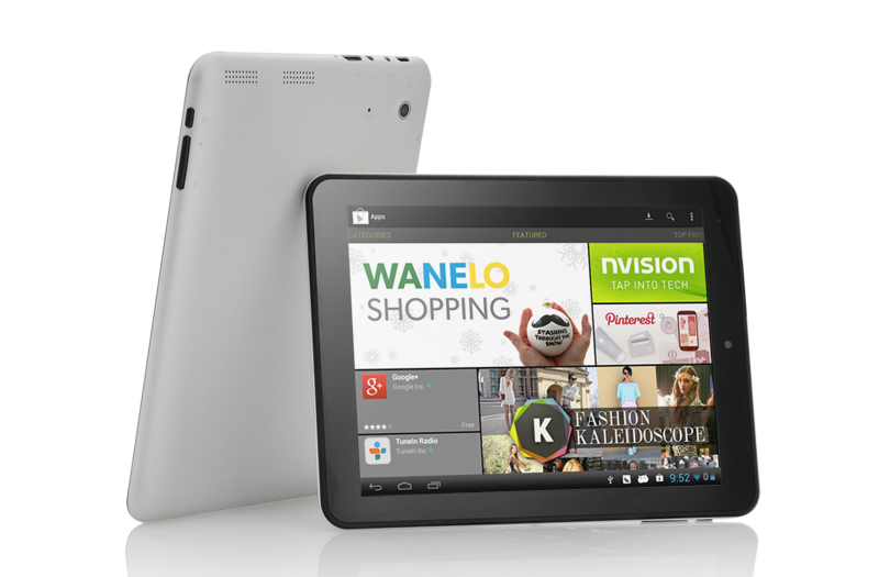 Google Apps on GooPad Mini tablet