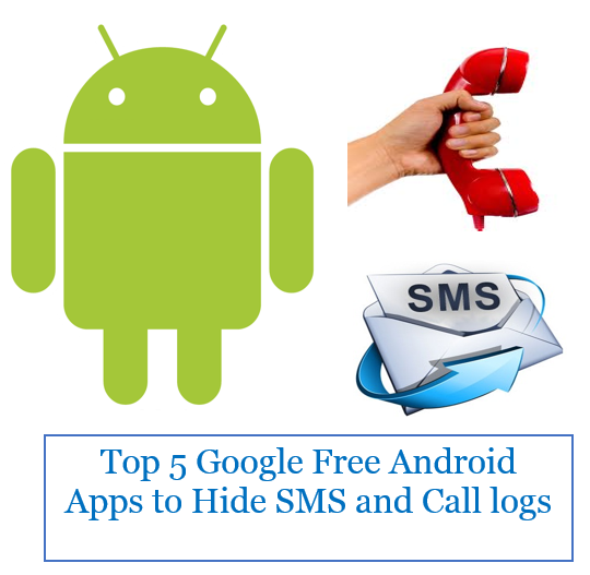 Hide SMS and Call Logs