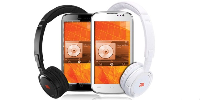 Micromax A88 Canvas Music