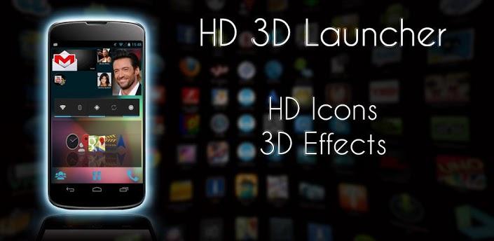 HD 3D Launcher