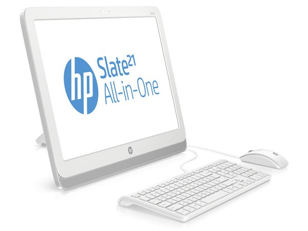 HP Slate 21 AIO Tablet