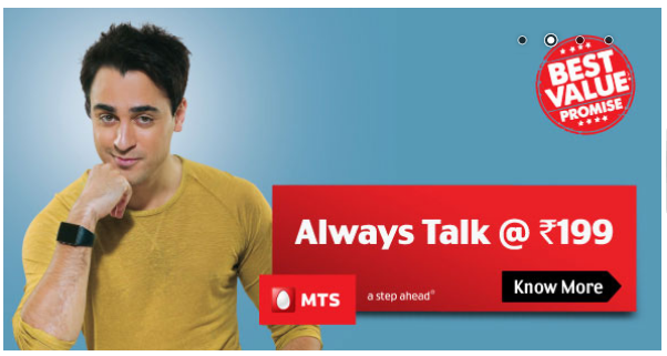 MTS Always Talk Plan