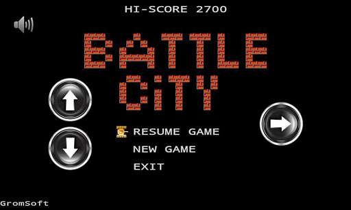 Battle City for Android