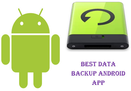 Backup Data in Android Device