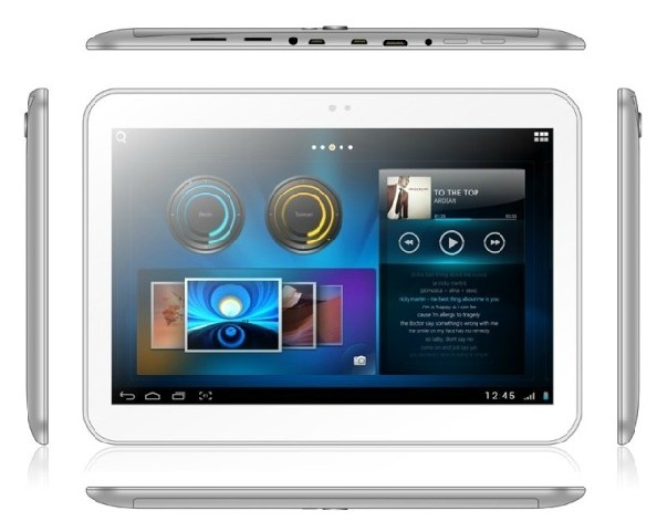 Tablet with Full HD Screen Features