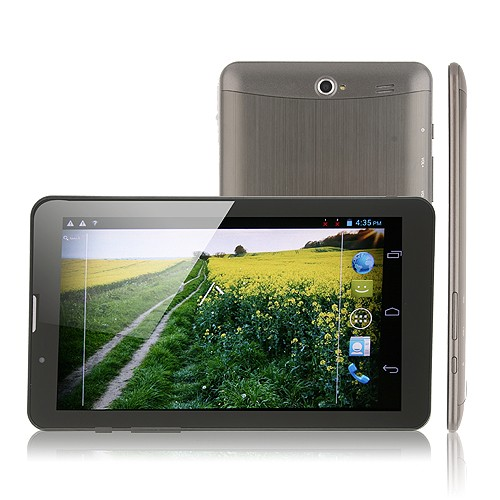 Cheapest 3G Tablet with DUAL SIM Option