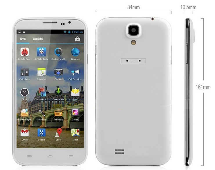 OrientPhone Q6000 3G Mobile Features and Reviews