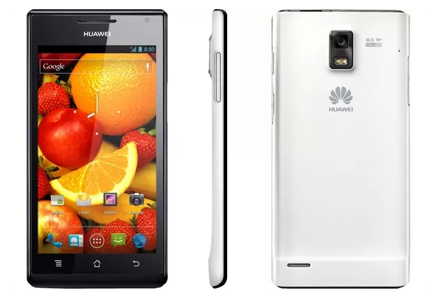 Huawei Ascend P1 3G Price in India