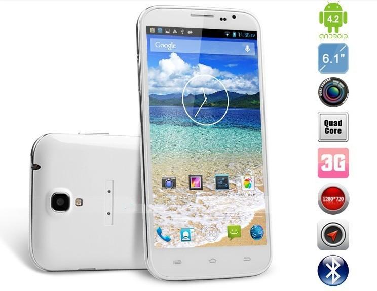 OrientPhone Q6000 3G Smartphone