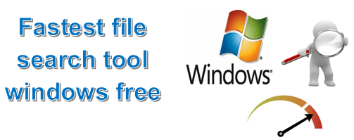 File Search Tool windows Free
