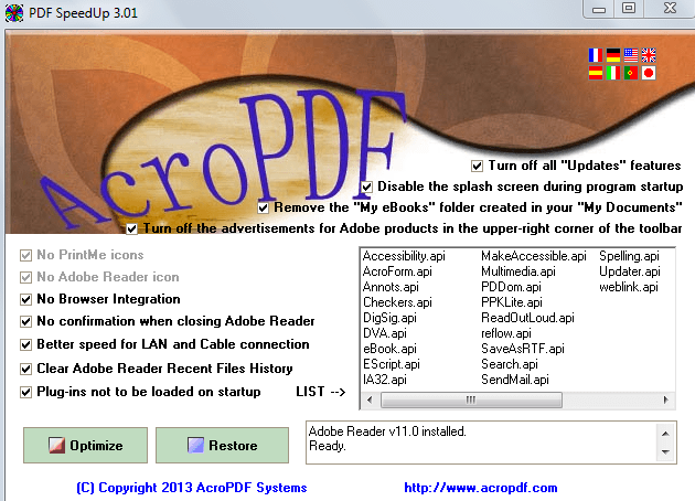 PDF SpeedUP Tool Review