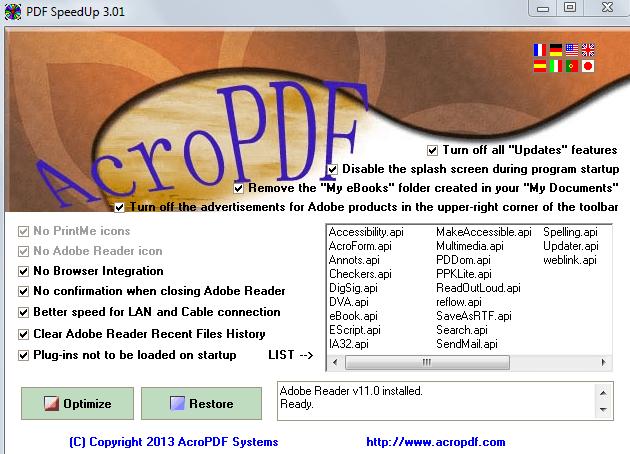 PDF SpeedUP Tool Review