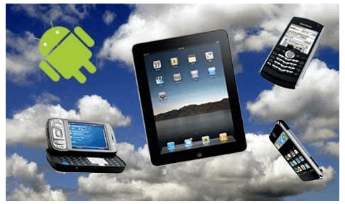 Benefits of Mobile app development on cloud