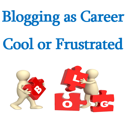 Blogging as Career in India