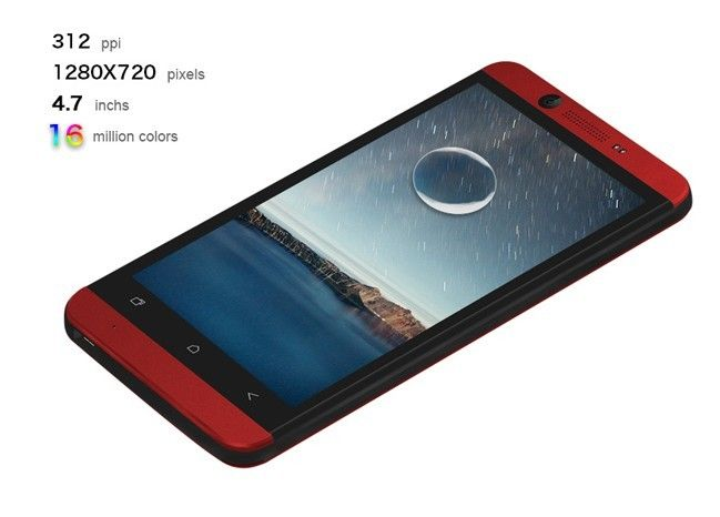 Clone of HTC One Mobile