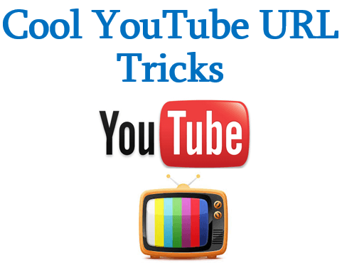 Cool YouTube URL Tricks