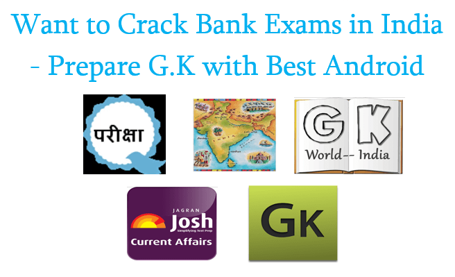 Crack Bank Exams in India