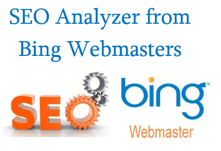 SEO Analyzer from Bing Webmasters - Review