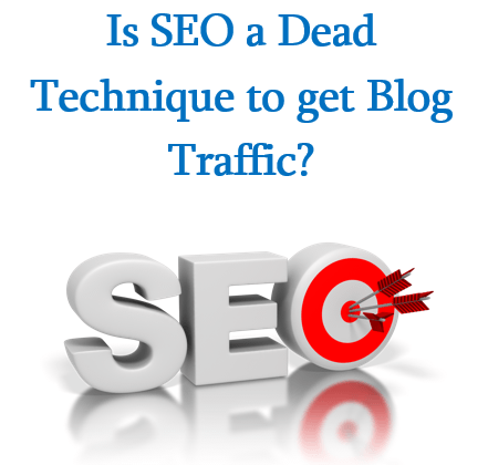 SEO a Dead Technique