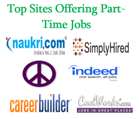 Top Sites Offering Part-Time Jobs