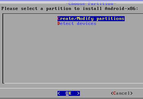 Android on Win - 3
