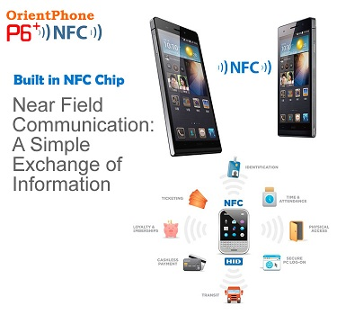 OrientPhone P6 Plus NFC