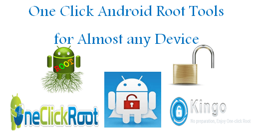 One Click Android Root Tools