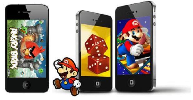 iPhone-Gaming-App
